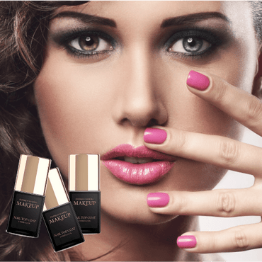 Nail Top Coat Hybrid Look - FM-Shop Europe