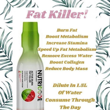 Nutricode Active Burn Fat Killer