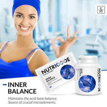 Nutricode Inner Balance (Base Stage 1,4 and 6)