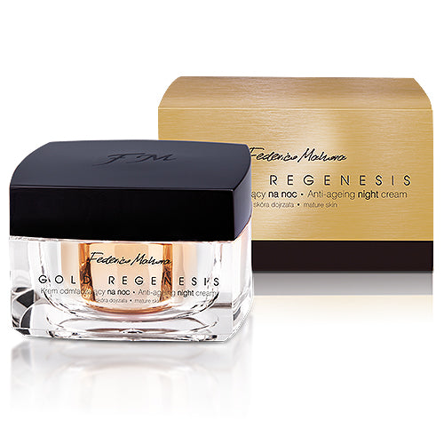 Gold Regenesis Anti-Ageing Night Cream 50ml