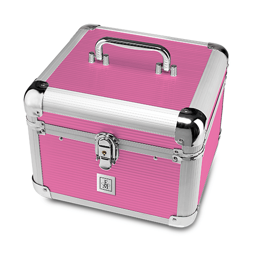 Makeup Artist Case Pink - FM-Shop Europe