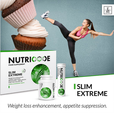 Nutricode Slim Extreme (Base Stage 2 and 5)