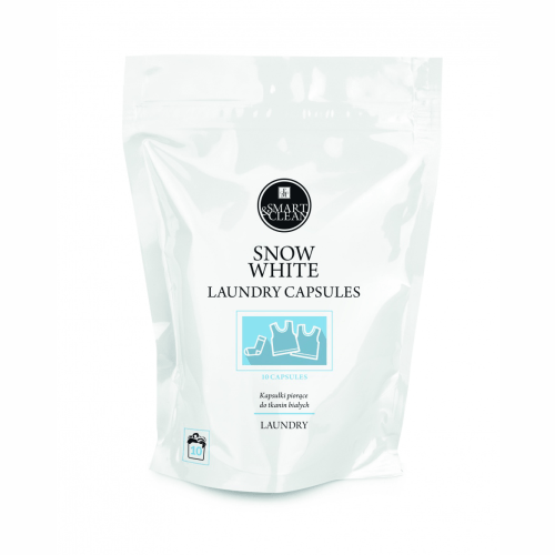 Snow White Laundry Capsules - FM-Shop Europe