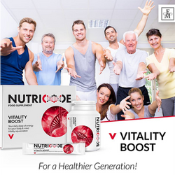 Nutricode Vitality Boost (Base Stage 3 and 6)