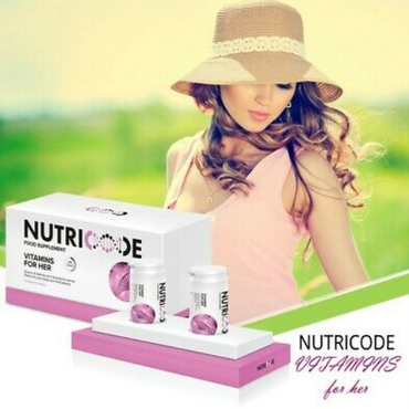Nutricode Vitamins For Her (Maintenance)