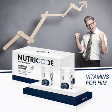 Nutricode Vitamins For Him (maintenance)