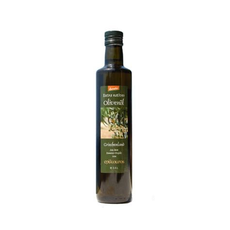 Huile d'olive vierge extra - Grèce - 50cl