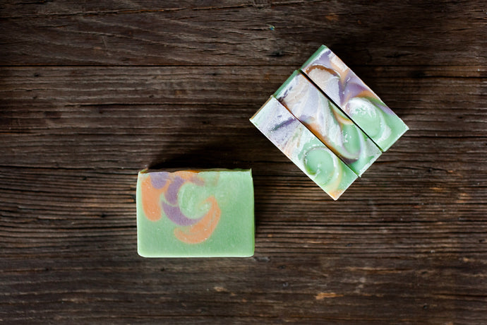Alpine Meadow Soap