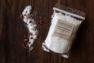 eco-friendly bath salts