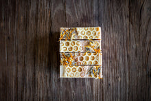 Load image into Gallery viewer, All natural handmade orange blossom honey  soap