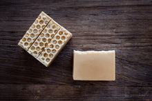 Load image into Gallery viewer, handmade all natural honey soap