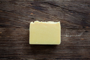 triple butter goat milk soap