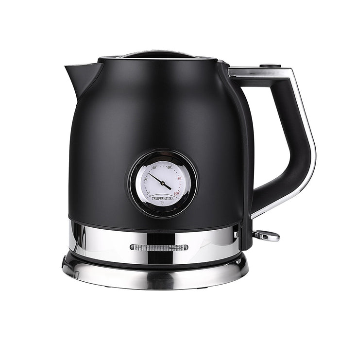 Stainless Electric Kettle With Water Temperature