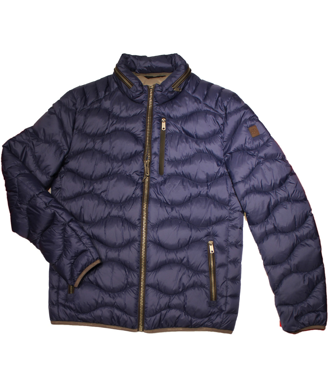 Puffer Jacket by Milestone