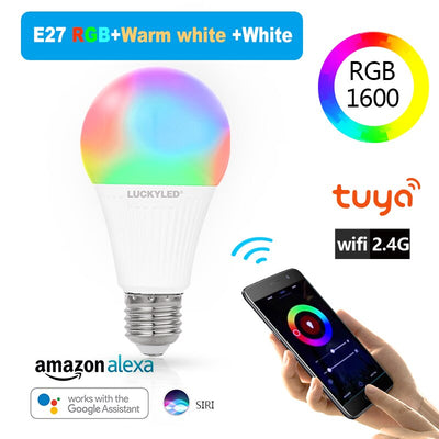 WiFi APP Control Smart Light Bulb