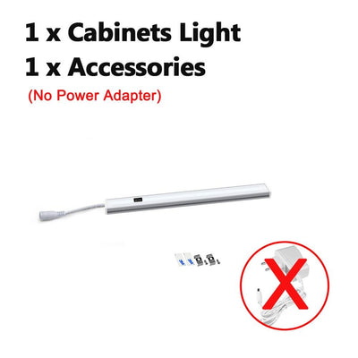 Wardrobe Hand Sweep Sensor Tube LED Light