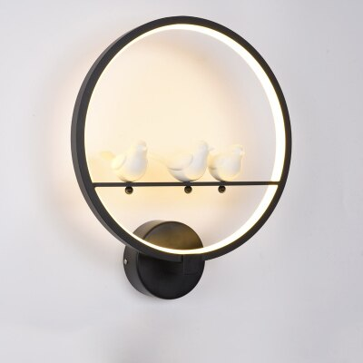 Modern Nordic Bedside Wall Lamps
