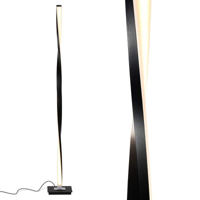 Bright Dimmable Contemporary LED Floor Lamp