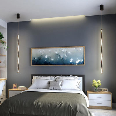 Modern LED pendant lights For Bed room dining table Bar