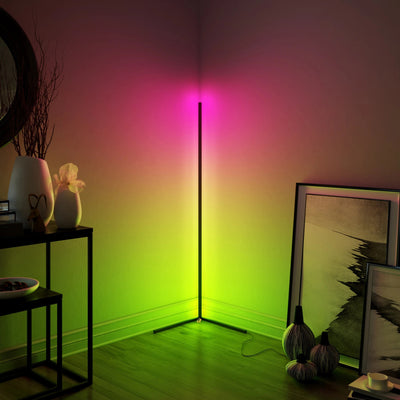 Nordic Interior Atmosphere Corner Floor Lamp