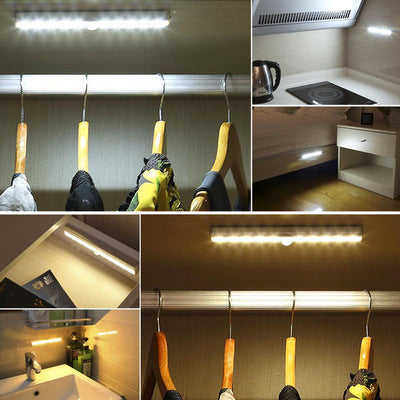 Under Cabinet Body movement Detector Light