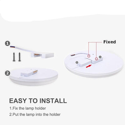 Hallways Corridor Aisle Stairways LED PIR Motion Sensor Ceiling Light
