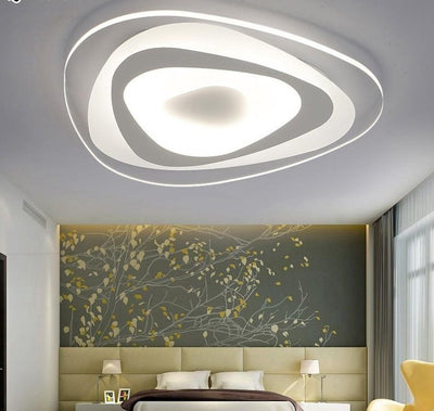 Ultrathin Triangle Ceiling Lights lamps for living room
