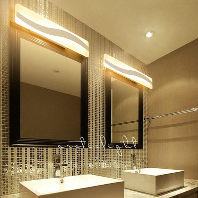 Lighting Garner - Waterproof Modern Cosmetic Acrylic Wall Lamp