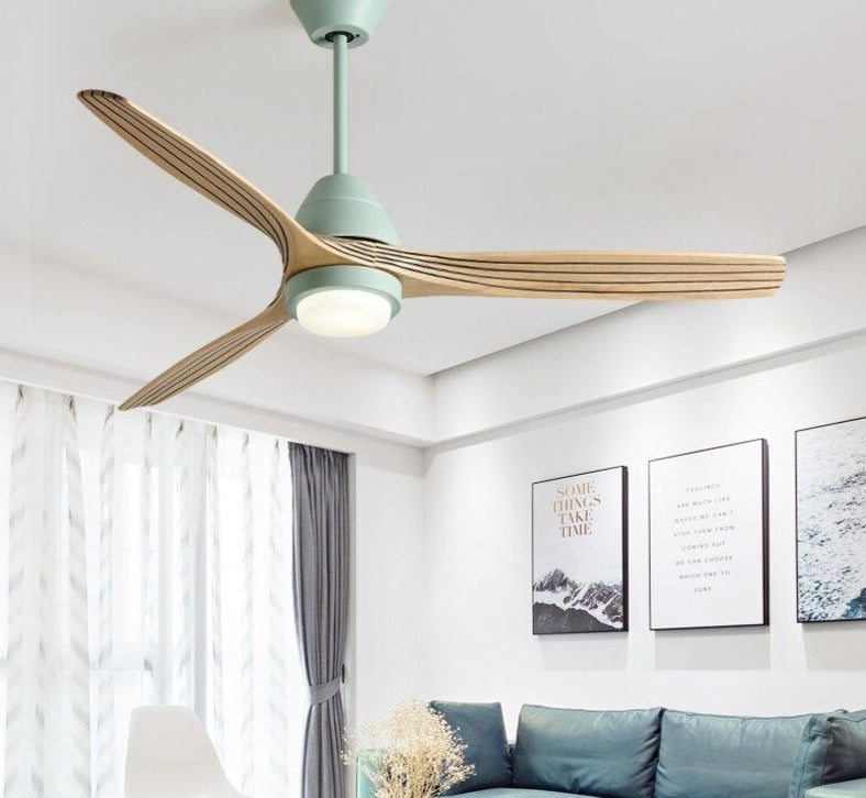 52 Inch Led Ceiling Fan With Lights