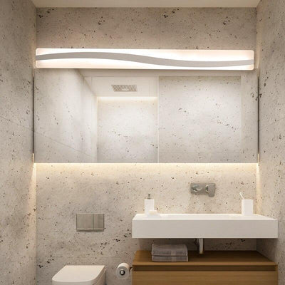 Waterproof Modern Cosmetic Acrylic Wall Lamp