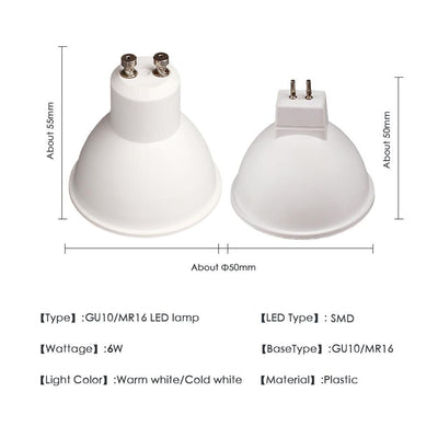 Indoor Energy Saving LED Bulb Spot Light
