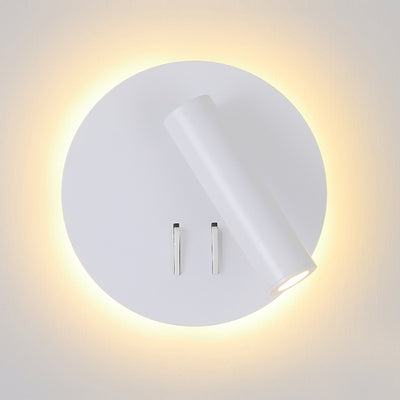 Nordic LED Bdeside Wall Lamp with switch