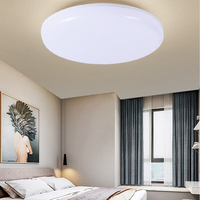 Surface Mounted Ultra Thin Hall LED Ceiling Lighting