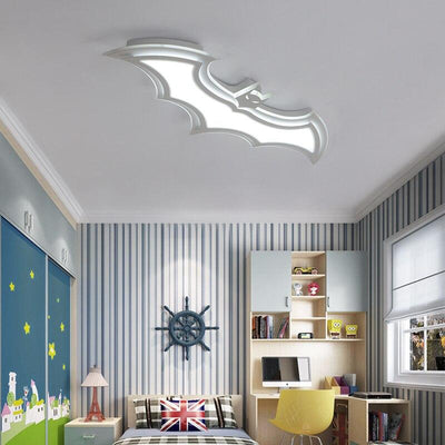Lighting Garner - Batman Acrylic Modern LED Ceiling Lamp For Childroom