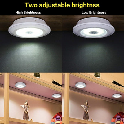 Dimmable LED Under Cabinet Light with Remote Control
