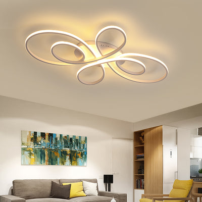Dimmable Ceiling Chandelier Fixtures