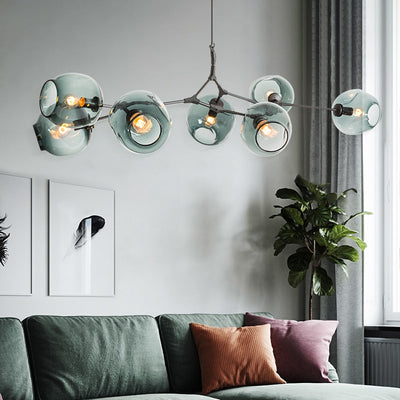Nordic Modern Industrial Ceiling Chandeliers Light Fixtures