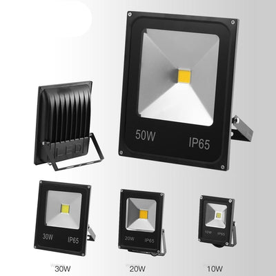 Waterproof IP65 Outdoor Spotlight Flood Light AC 220V 240V