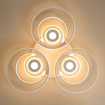 Acrylic UFO Ceiling Lights