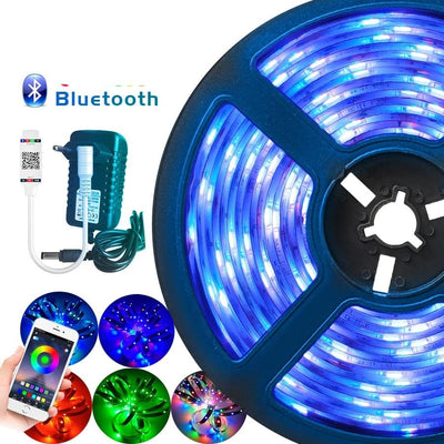 RGB Waterproof Bluetooth LED Strip Light