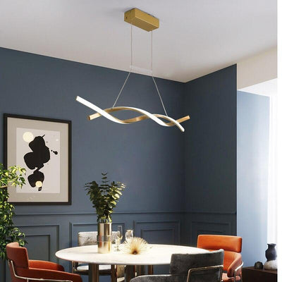 Gold Pendant Chandelier Lighting fixture