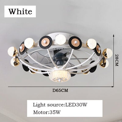 Remote Control ceiling fan light