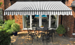 Greenhurst Deluxe Easy Fit Awning - Kensington