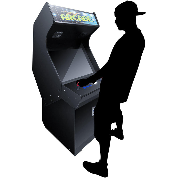 2 Player Classic Stand-Up Arcade | 3500 Games | 26