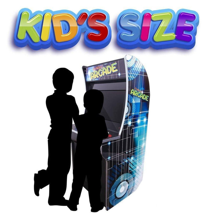 2 PLAYER MINI STAND UP ARCADE