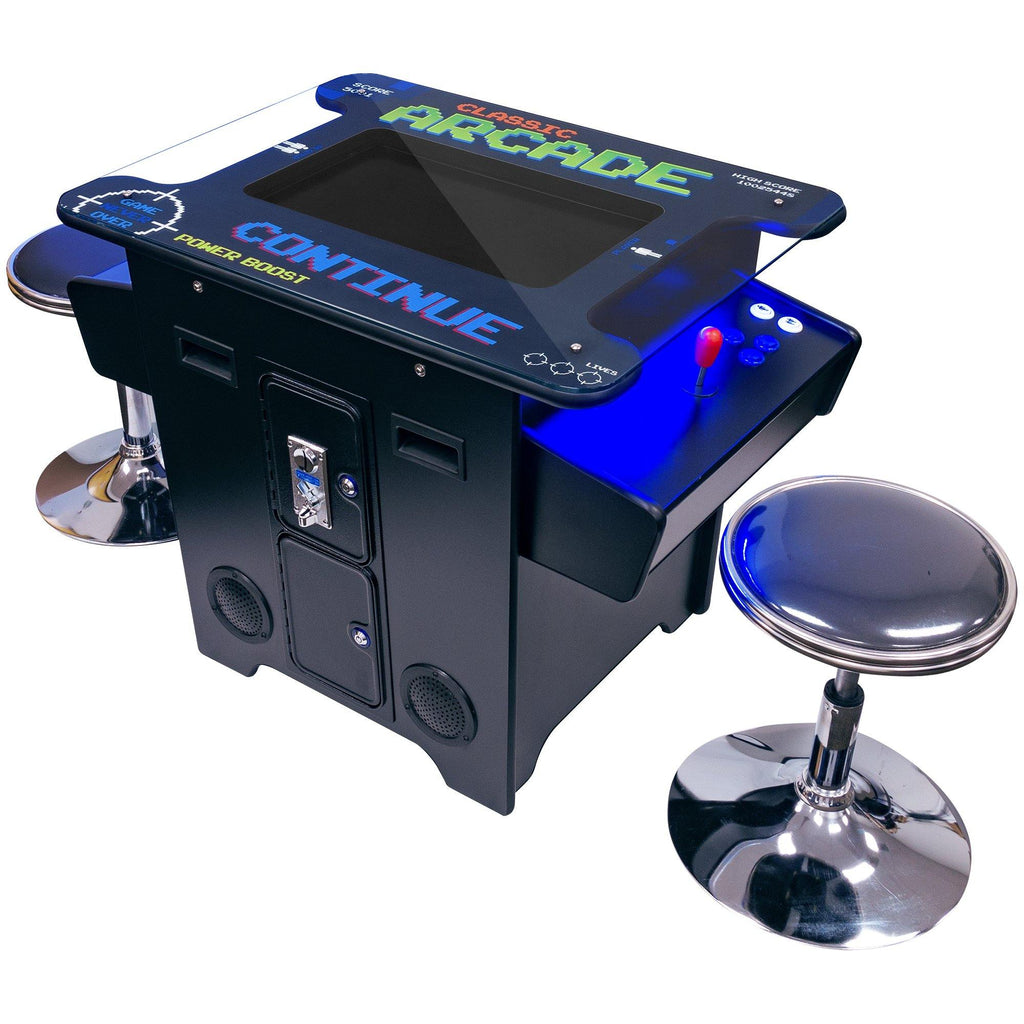 2 player Arcade Cocktail Table Machine
