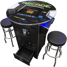 "Load image into Gallery viewer, 2 Player 39""H Pub Table Arcade 