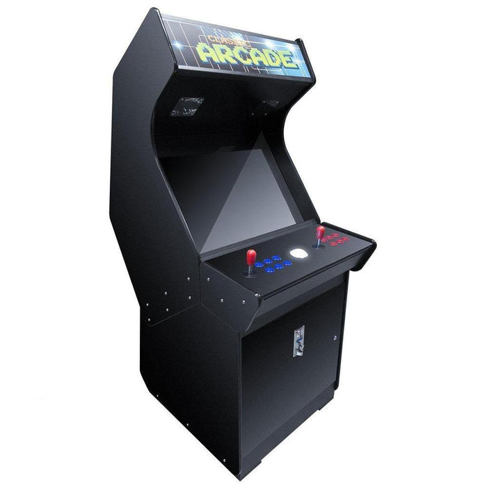 "2 Player Classic Stand-Up Arcade | 3500-4500 Games | 26"" & 32"" LCD Monitor 