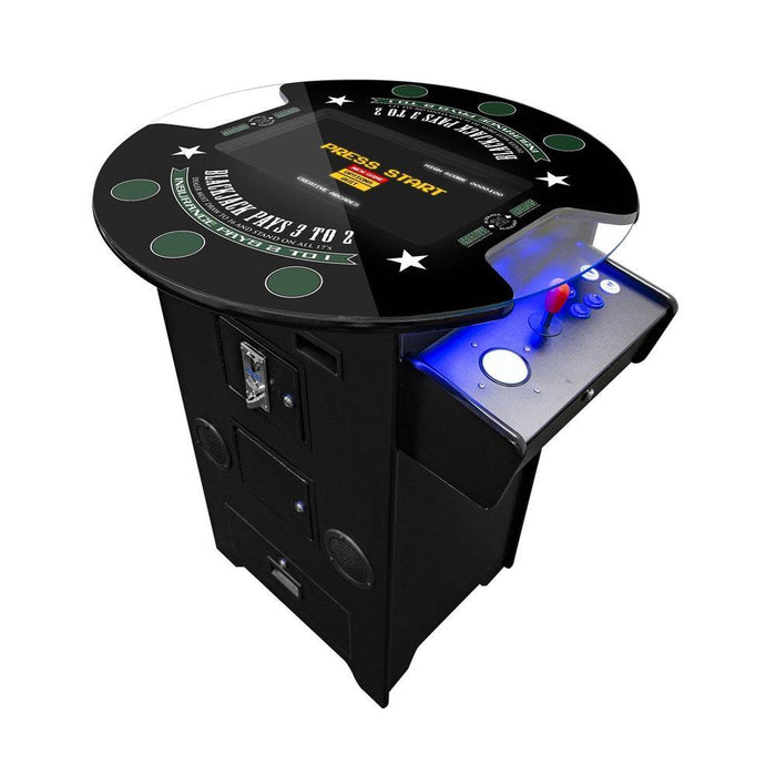 Blackjack Pub Table Arcade