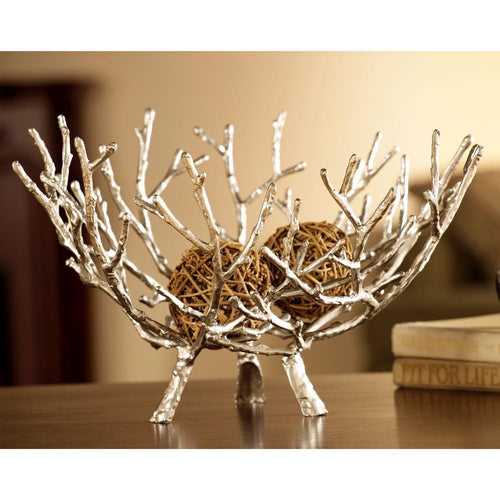 Iron Twig Bowl Set of Two-Iron Home Concepts